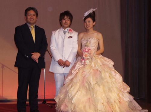 2012年5月28日(月)南三陸ホテル観洋結婚披露宴