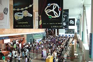 香港ジュエリー&ジェムフェア2012