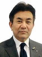 会長 丸山 朝(まるやま はやし)