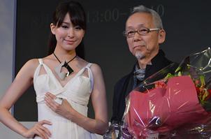 JJAジュエリーデザインアワード2014受賞作品ファッションショー